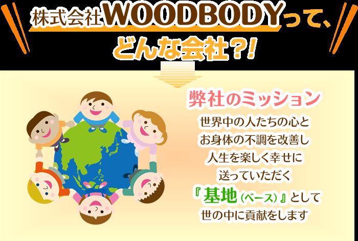 株式会社WOODBODYってどんな会社?