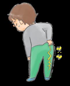 腰椎分離症・分離すべり症
